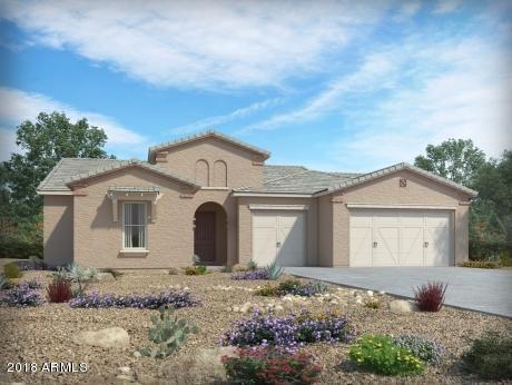 20182 N Snowflake Drive, Maricopa, AZ 85138 (MLS #5806580) :: Power Realty Group Model Home Center