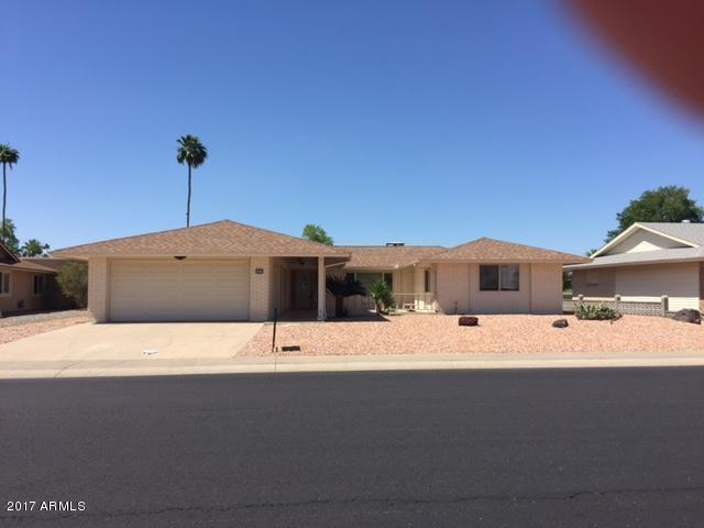 10610 W Cameo Drive, Sun City, AZ 85351 (MLS #5807056) :: The Worth Group