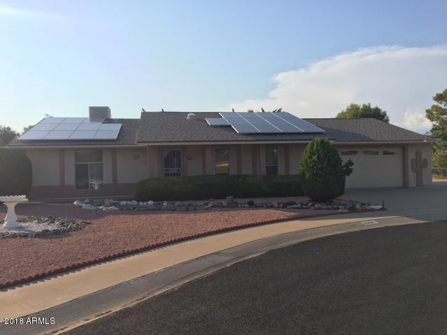15408 N Chestnut Drive, Sun City, AZ 85351 (MLS #5807074) :: Phoenix Property Group
