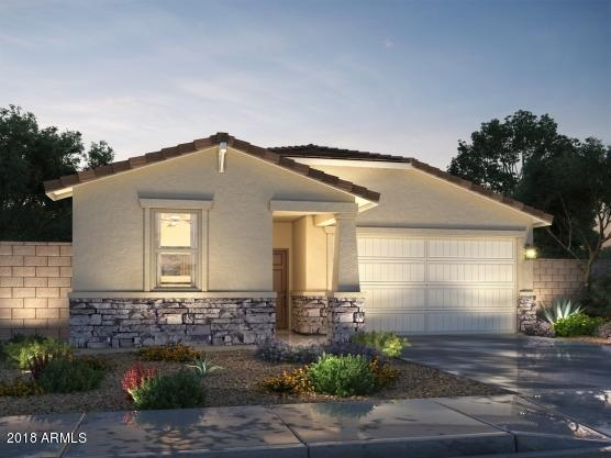 2019 N 213TH Drive, Buckeye, AZ 85396 (MLS #5807075) :: Phoenix Property Group