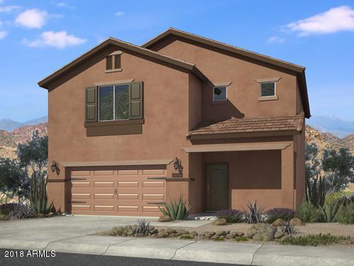 8642 S 253RD Avenue, Buckeye, AZ 85326 (MLS #5808066) :: Five Doors Network