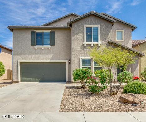2135 N Daisy Court, Florence, AZ 85132 (MLS #5808152) :: Realty Executives