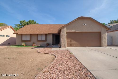 5546 W Yucca Street, Glendale, AZ 85304 (MLS #5808902) :: Devor Real Estate Associates