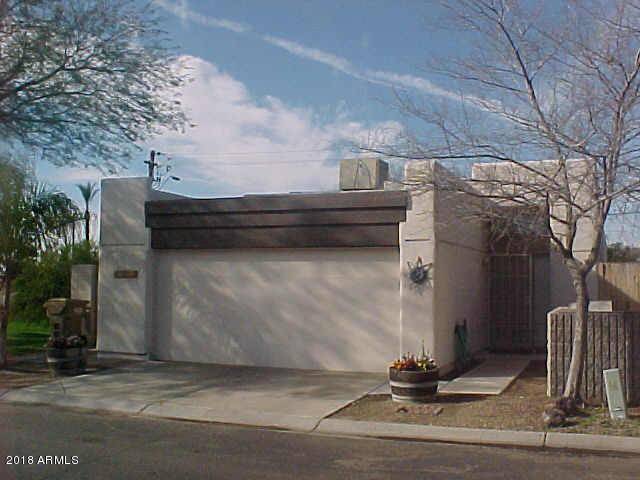 11110 N 82ND Lane, Peoria, AZ 85345 (MLS #5809390) :: The W Group