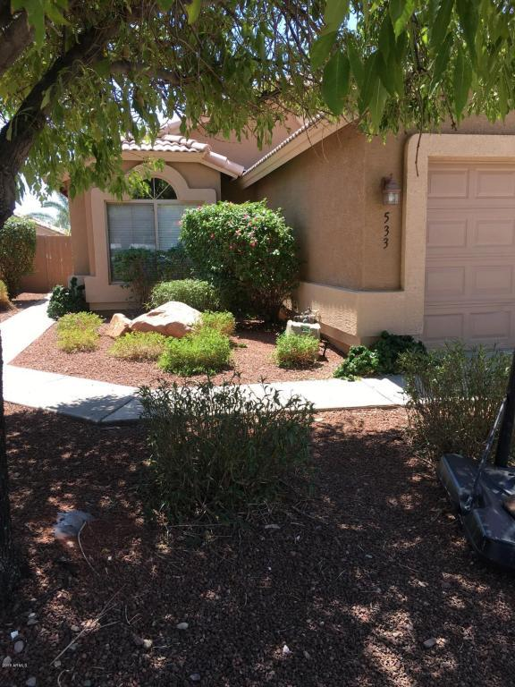 533 W Saint John Road, Phoenix, AZ 85023 (MLS #5809476) :: The Garcia Group @ My Home Group