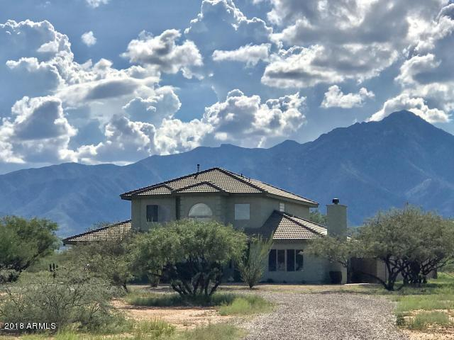 8976 S Calle Cielo Grande, Hereford, AZ 85615 (MLS #5809477) :: The Garcia Group @ My Home Group