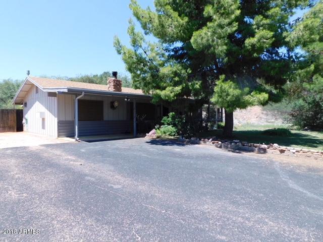 173 N Deer Creek Drive, Payson, AZ 85541 (MLS #5809556) :: The Garcia Group @ My Home Group