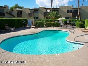 4630 N 68TH Street #210, Scottsdale, AZ 85251 (MLS #5809565) :: The Daniel Montez Real Estate Group