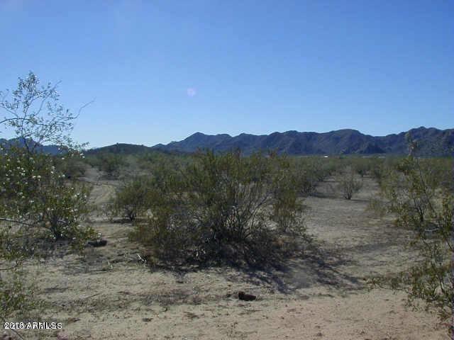 0 E Hidden Valley Road, Maricopa, AZ 85139 (MLS #5811676) :: The Daniel Montez Real Estate Group