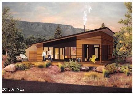 12 N Elk Rim Court, Pine, AZ 85544 (MLS #5812787) :: The Kenny Klaus Team