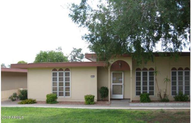 13069 N 100TH Drive, Sun City, AZ 85351 (MLS #5812843) :: Brett Tanner Home Selling Team