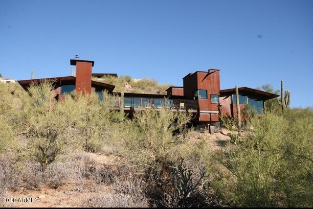 36417 N Sidewinder Road, Carefree, AZ 85377 (MLS #5817299) :: Lux Home Group at  Keller Williams Realty Phoenix