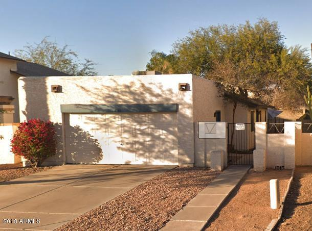 4136 E Camino Street, Mesa, AZ 85205 (MLS #5817461) :: Arizona 1 Real Estate Team