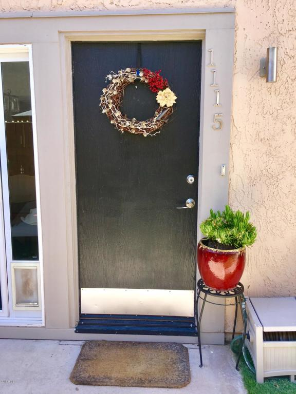 1115 N Granite Reef Road, Scottsdale, AZ 85257 (MLS #5817865) :: Brett Tanner Home Selling Team