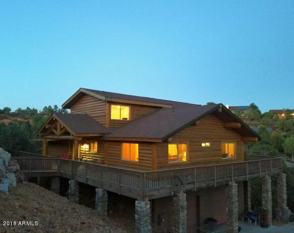 301 S Brassie Drive, Payson, AZ 85541 (MLS #5817879) :: The Garcia Group @ My Home Group