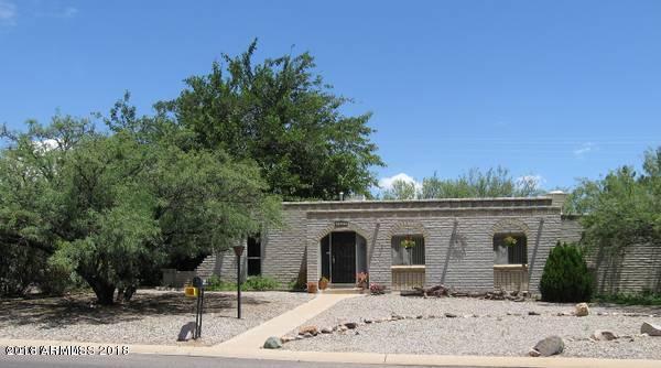 2369 Golf Links Road, Sierra Vista, AZ 85635 (MLS #5817980) :: The W Group