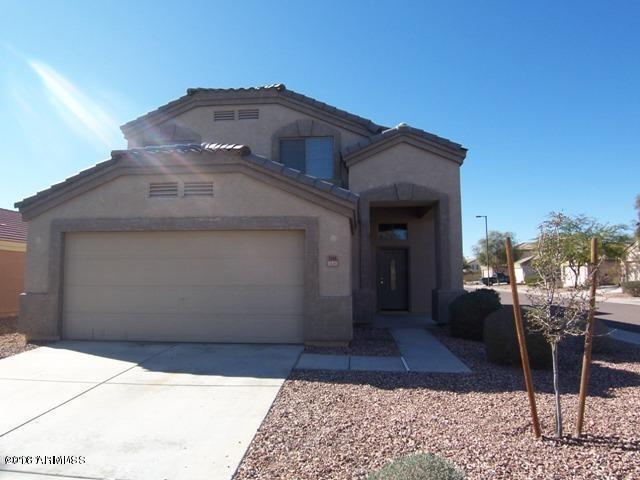 1066 S 238TH Drive, Buckeye, AZ 85326 (MLS #5818088) :: The W Group