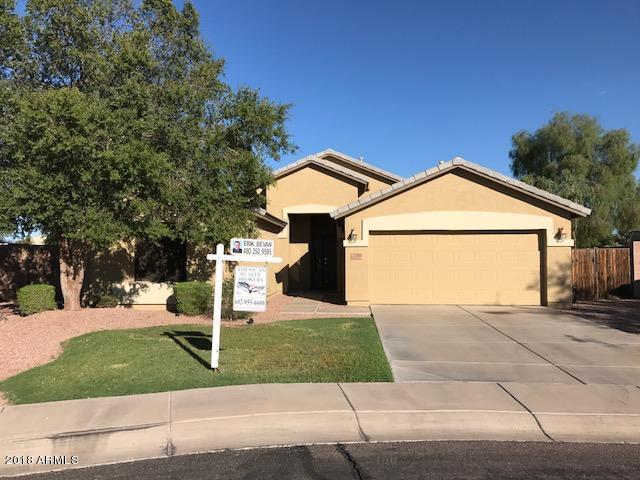 1989 E Springfield Place, Chandler, AZ 85286 (MLS #5820314) :: The Garcia Group @ My Home Group