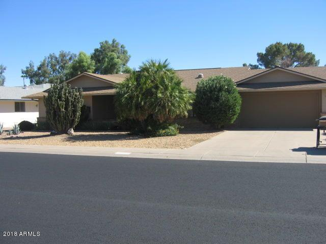 12627 W Eveningside Drive, Sun City West, AZ 85375 (MLS #5820744) :: The W Group