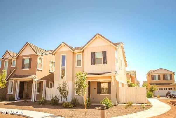 2268 S Agnes Lane, Gilbert, AZ 85295 (MLS #5821110) :: Santizo Realty Group