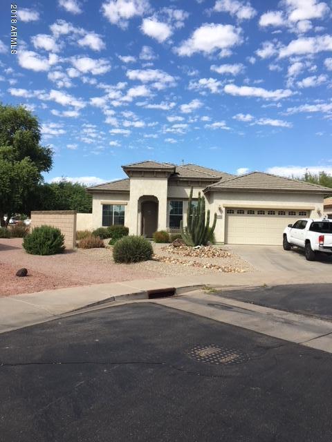 3158 S Seton Avenue, Gilbert, AZ 85295 (MLS #5821162) :: The Garcia Group