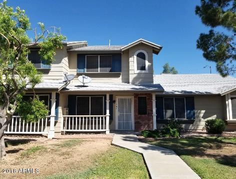 10101 N 91ST Avenue #140, Peoria, AZ 85345 (MLS #5821179) :: Sibbach Team - Realty One Group