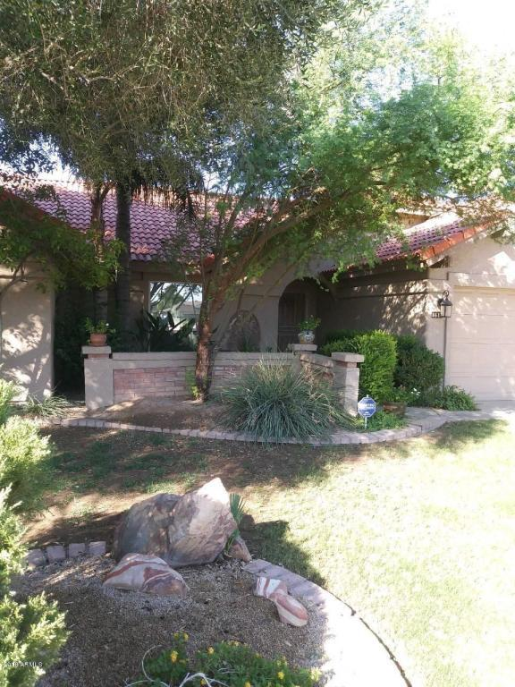 5617 W Frye Road, Chandler, AZ 85226 (MLS #5821239) :: Lux Home Group at  Keller Williams Realty Phoenix