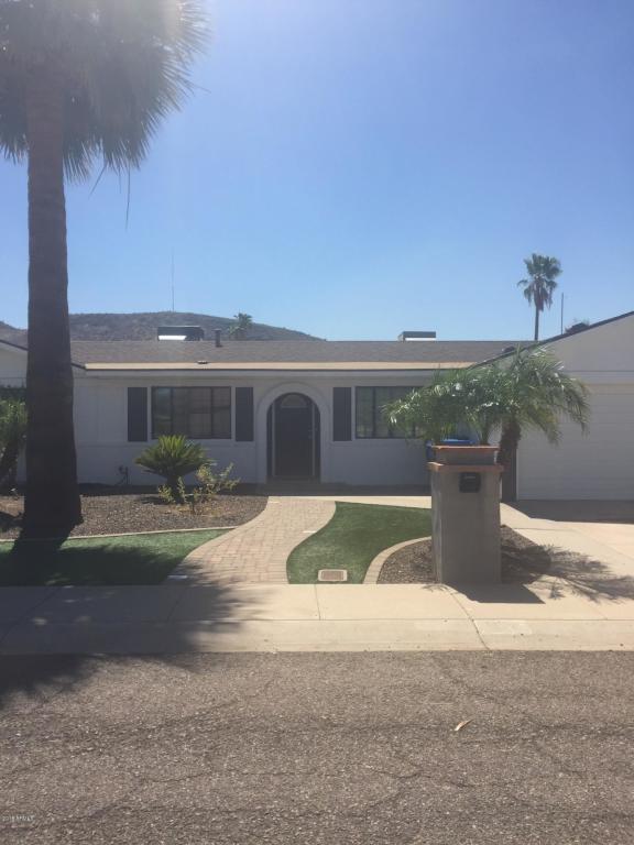 1633 W Eugie Avenue, Phoenix, AZ 85029 (MLS #5821363) :: The Garcia Group @ My Home Group