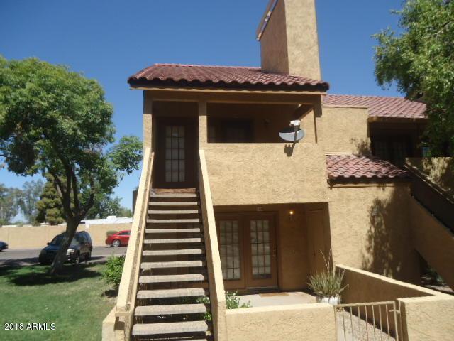 4901 S Calle Los Cerros Drive #260, Tempe, AZ 85282 (MLS #5821477) :: Brett Tanner Home Selling Team