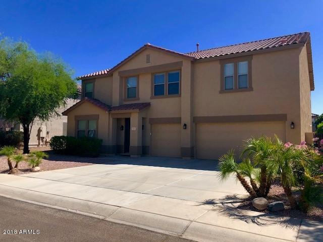 10527 W Villa Hermosa, Peoria, AZ 85383 (MLS #5821598) :: Santizo Realty Group