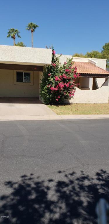131 N Higley Road #47, Mesa, AZ 85205 (MLS #5821641) :: Revelation Real Estate