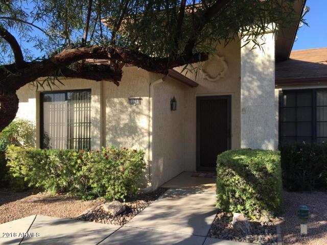 20218 N Broken Arrow Drive, Sun City West, AZ 85375 (MLS #5821799) :: The Daniel Montez Real Estate Group