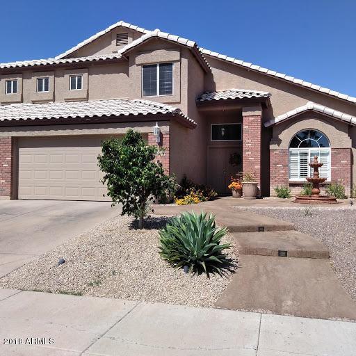 19626 N 73rd Avenue, Glendale, AZ 85308 (MLS #5821844) :: The Laughton Team