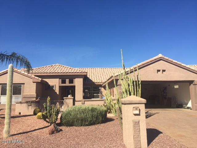 15844 W Wildflower Drive, Surprise, AZ 85374 (MLS #5822088) :: The Daniel Montez Real Estate Group