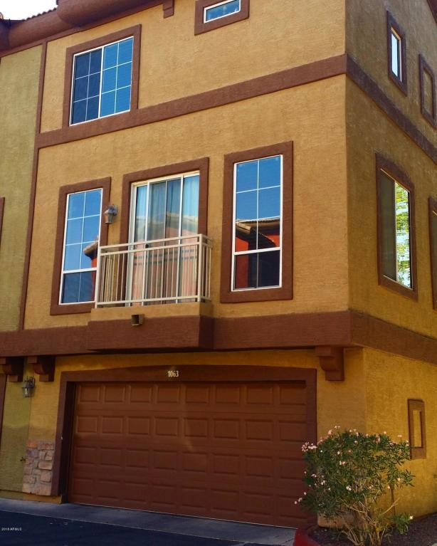 1920 E Bell Road #1063, Phoenix, AZ 85022 (MLS #5822429) :: The Daniel Montez Real Estate Group