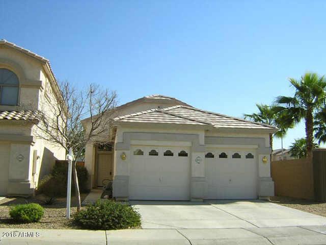 1805 N 106TH Avenue, Avondale, AZ 85392 (MLS #5822662) :: Kelly Cook Real Estate Group
