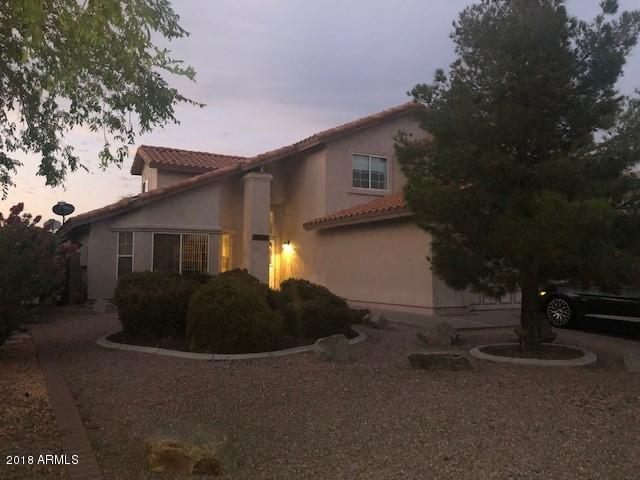 4034 W Creedance Boulevard, Glendale, AZ 85310 (MLS #5822798) :: Group 46:10