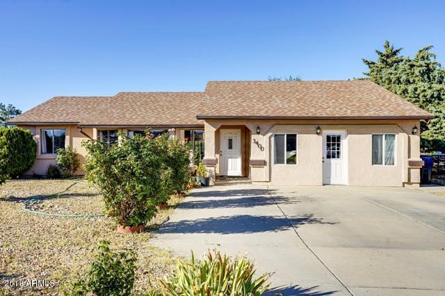 3400 N Dale Drive, Prescott Valley, AZ 86314 (MLS #5823262) :: The W Group