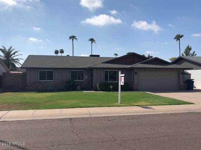 2465 E La Jolla Drive, Tempe, AZ 85282 (MLS #5823316) :: The Wehner Group