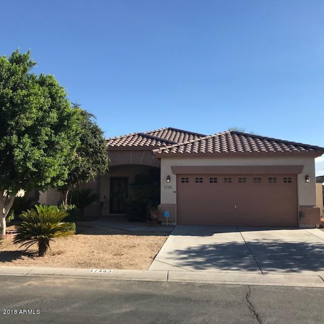 17483 W Watkins Street, Goodyear, AZ 85338 (MLS #5824500) :: REMAX Professionals