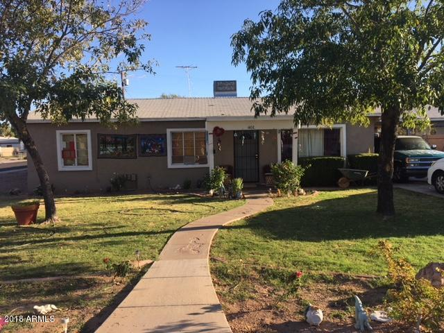 401 W Flint Street, Chandler, AZ 85225 (MLS #5824690) :: Sibbach Team - Realty One Group