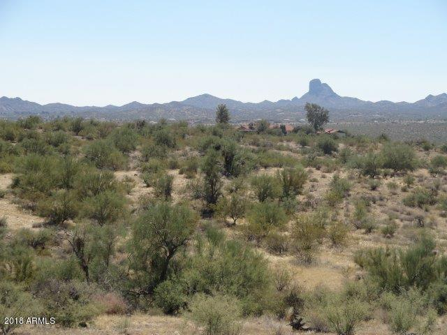 0 N Peaceful Ridge, Wickenburg, AZ 85390 (MLS #5824859) :: Sibbach Team - Realty One Group