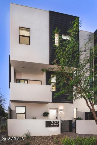 325 E Coronado Road #5, Phoenix, AZ 85004 (MLS #5827113) :: The Garcia Group @ My Home Group