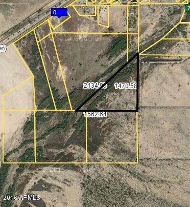 70866 Centennial Park Road, Wenden, AZ 85357 (MLS #5829567) :: Yost Realty Group at RE/MAX Casa Grande