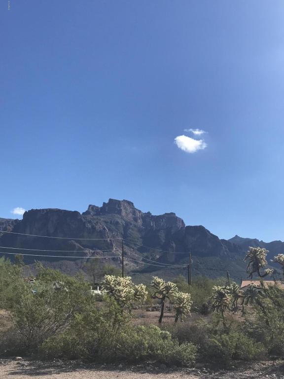 Appx 900 N Mountain View Road N, Apache Junction, AZ 85119 (MLS #5829677) :: The Garcia Group