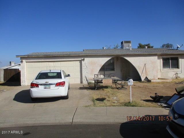 5607 N 69TH Lane, Glendale, AZ 85303 (MLS #5830374) :: The Property Partners at eXp Realty