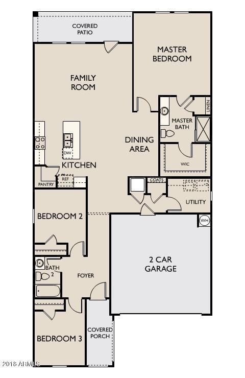 20248 W Mesquite Drive, Buckeye, AZ 85326 (MLS #5830989) :: The Daniel Montez Real Estate Group