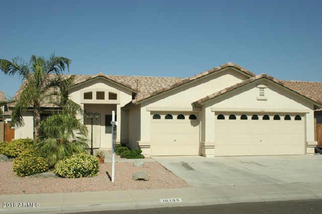 16190 N 157TH Drive, Surprise, AZ 85374 (MLS #5831645) :: The Garcia Group @ My Home Group