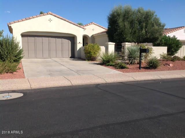 22713 N Pico Drive, Sun City West, AZ 85375 (MLS #5832015) :: Desert Home Premier