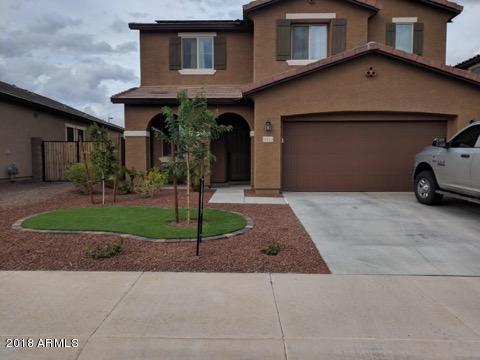 21252 W Eaton Road, Buckeye, AZ 85396 (MLS #5832702) :: The Garcia Group @ My Home Group